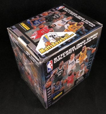 19/20 PANINI NBA STICKERS 50CT