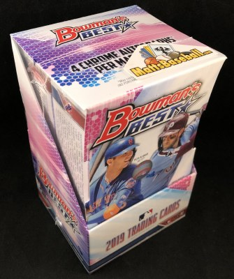 2019 BOWMAN BEST BASEBALL