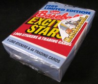 1989 FLEER BB EXCITING STARS