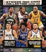 19/20 PANINI NBA STICKER ALBUM
