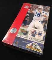 2003 UPPER DECK FB HOBBY
