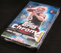 2014 TOPPS CHROME FB HOBBY