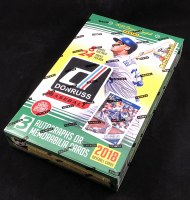 2018 DONRUSS BASEBALL HOBBY