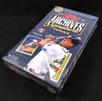 2018 TOPPS ARCHIVES SIGN RETIR