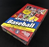 2019 TOPPS ARCHIVES BASEBALL H