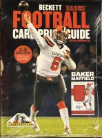 BECKETT FOOTBALL ANNUAL #36