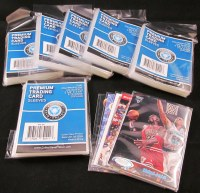 CSP CARD SLEEVES 100CT PREMIUM