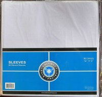 CSP 33RPM RICE PAPER SLEEVES