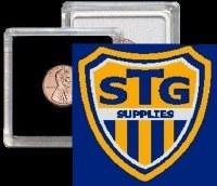 SG COIN SNAP 2X2 $.01 BLACK25C