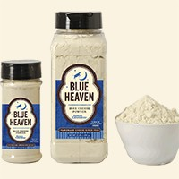 Blue Heaven 3oz Shakers (Set)