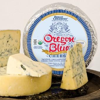 Oregon Blue Cheese - Wheel