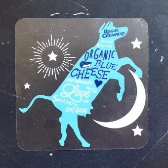 Rogue Creamery Nellie Sticker