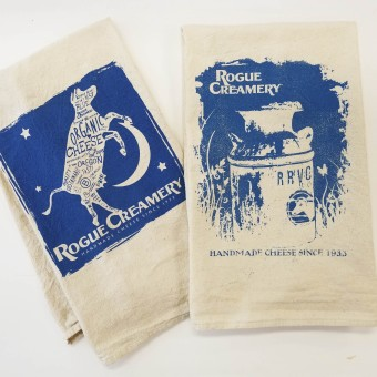 Rogue Creamery Kitchen Towel