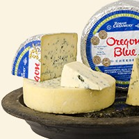 Oregon Blue Cheese - Wheel