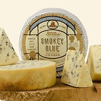 Smokey Blue Cheese - Wheel