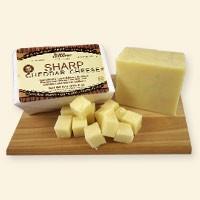 Cheddar 1Y Pasteurized 1/40#RW