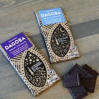 Dagoba Lavender Blueberry Bar