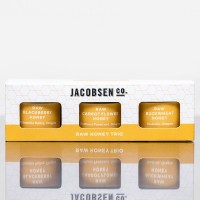 Jacobsen Co Raw Honey Trio