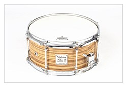 No.8 Zebrano Birch Snare 13*6.5
