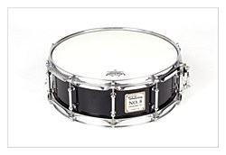 No.8 Birch Snare - Gloss Black 14*5
