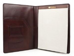 Bosca Leather Writing Portfolio