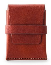 Bosca Envelope Business Card Case Model 439