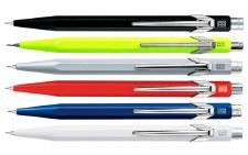 Caran D'Ache 844 Office Metal Mechanical Pencil (0.7mm lead)