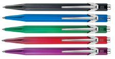 Caran D'Ache 849 Office Metal Ballpoint Pen Metallic Finish