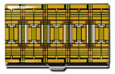 "Acme Business Card Case ""Home & Studio"" - Frank Lloyd Wright"