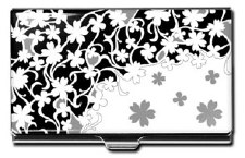 "Acme Business Card Case ""Petal"" - Gabrielle Lewin"