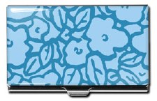 "Acme Business Card Case ""Prospect Gardens"" - Michael Graves"