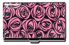 "Acme Business Card Case ""Roses""  - Charles Rennie Mackintosh"