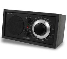 Tivoli Model One Radio (Black with Black)
