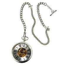 Tokyo Bay Holmes Pocket Watch