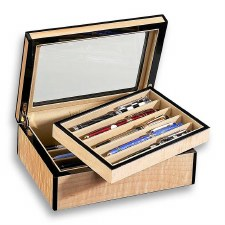 Venlo Company 10 Pen Box in Blond