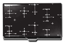 "Acme Business Card Case ""Dots"" - Charles & Ray Eames"