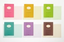 Midori Colour Notebooks