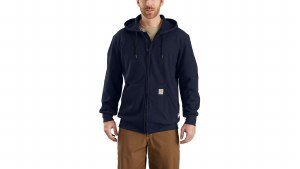 102908 FR Heavyweight Zip-Front Sweatshirt