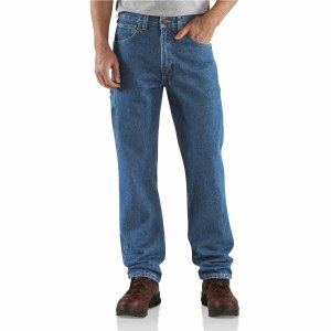 B171 Relaxed Fit Tapered Leg Jean