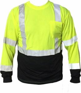 BB9051LONG Class 2 Long Sleeve Shirt