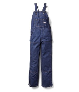 FR2322DN Flame Resistant Bib Overall