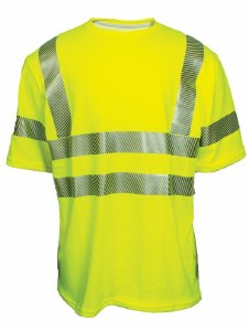 C54HY__C3 Flame Resistant Hi-Vis Short Sleeve Safety Tee