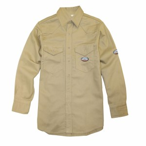 FR0904 FR Heavyweight Work Shirt