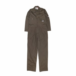 FR2804GY Flame Resistant Coveralls