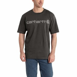 K195 Signature Logo Short-Sleeve T-Shirt