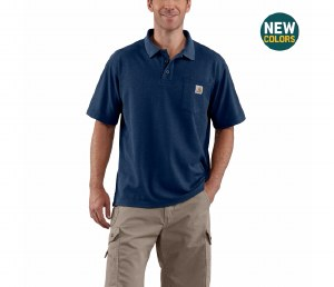 K570 Contractor's Work Pocket Polo