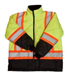 PUFC3 Insulated Class 3 Puff Jacket
