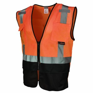 SV7B Surveyor Vest Type R Class 2 Safety Vest