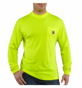 100494 Force Color Enhanced Long-Sleeve T-Shirt