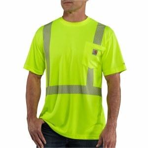 100495 High-Visibility Short-Sleeve Class 2 T-Shirt